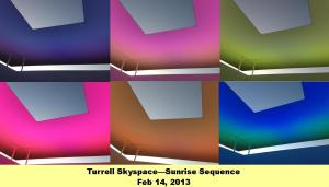 Turrell Skyspace Sequence-2